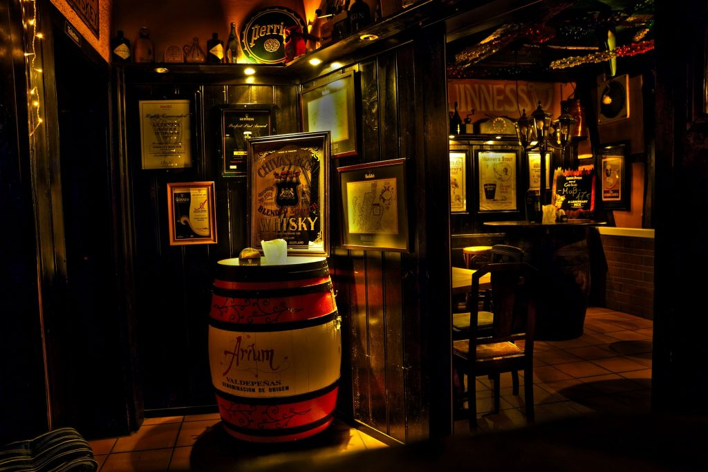 Kilkenny-pub